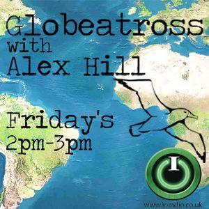 Globeatross with Alex Hill on IO Radio 260615