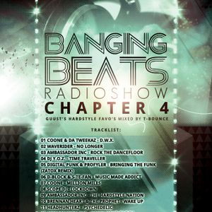 Banging Beats Radio Show - Chapter 4 - Guust's Hardstyle Favo's Mixed By T-Bounce