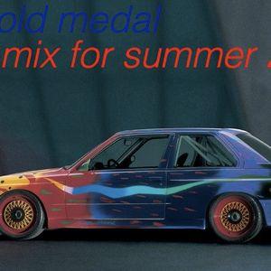 no gold medals: a mix for summer 2012
