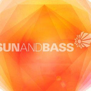 Menace - SUNANDBASS 2015 Competition Mix