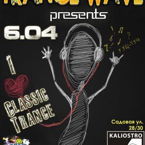 Sava Sky - live @ Trance Wave (06.04.2012 - Kaliostro Club, SPB, Russia)