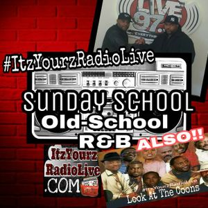 """ItzYourzRadioLive (9-17-17) Sunday School & """"Look at the Coons"""""""
