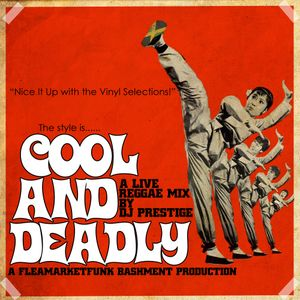 Cool and Deadly: A Live Reggae Mix