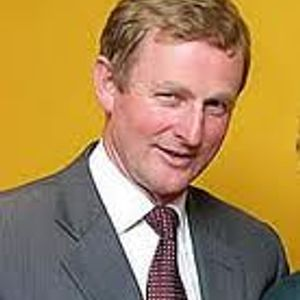 Enda Kenny interview, wired fm 29/11/10