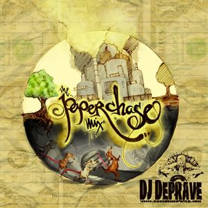 """DJ Deprave - """"The Paper Chase"""" (Turntable Confessions Part 2)"""