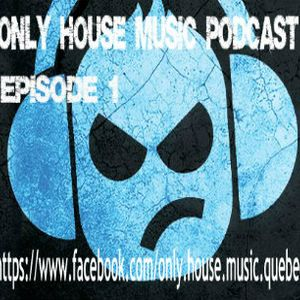 Only house music podcast episode 1 by dj benx mixcloud for House music podcast