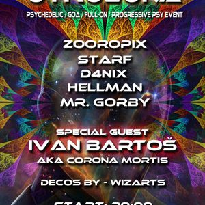 live @ Otrozona 6 (14.3.2014)