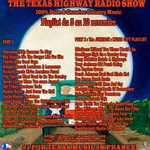 The Texas Highway Radio Show 2017 N°45