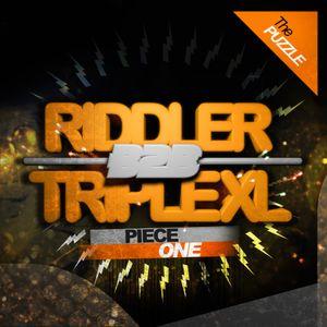 Riddler B2B TripleXL   The Puzzle [Piece One]