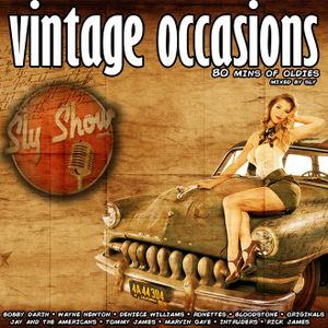 (Vintage Occasions: Mixed By Sly) Bobby Darin, Oldies, O-Jays, Heatwave (TheSlyShow.com