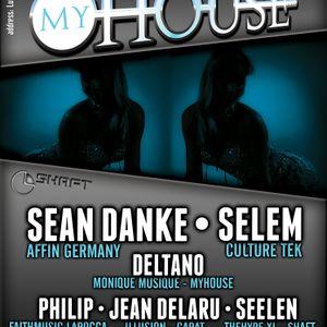 Sean Danke - Live at My House 19.02.10
