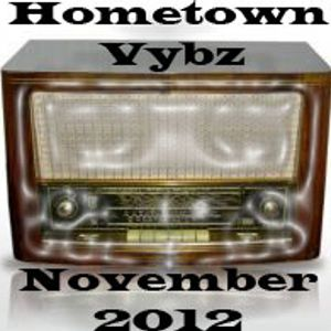 Hometown-Vybz November 2012 Auxburg Reggae Radio Station