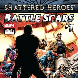5 - Battle Scars #1 - The First Appearance Of Nick Fury, Jr.