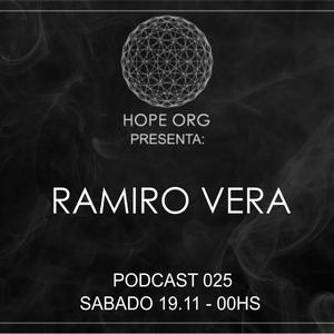 Ramiro Vera @ Hope Org Podcast 025