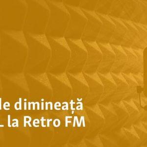 Dis de dimineață cu EL la Retro FM - iunie 13, 2016