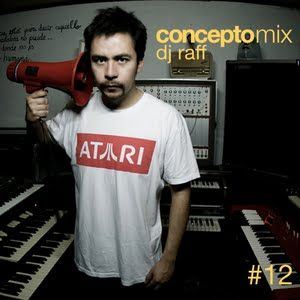 Concepto Mixtape # 12 (Nov-2010) - Dj Raff