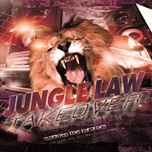 Jungle law Takeover280615