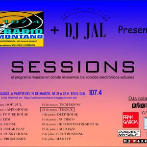 Dj Palomera In Session 100% Sonido Trance @ Radio Somontano (21-05-2016)