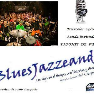"""""""BluesJazzeando"""" - PGM 17-  24 / O6 / 2015 - Idea, Producción y Conducción: VIVI CAMPOS"""