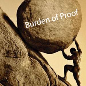 Burden Of Proof 7th July 2012