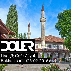 Doler - Live @ Café Aliyah, Bakhchisarai (23-02-2015)