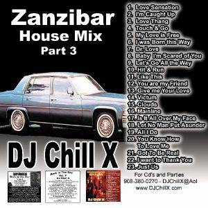 Best classic house music mix zanzibar 3 by dj chill x for Zanzibar house music