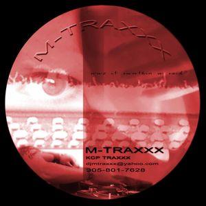 DJ M-TAXXXX ' Wuz It Sumthin' U Said? '  August 29, 2007'