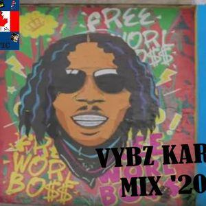 DJ SUPARIFIC - VYBZ KARTEL MIX '2017' DANCEHALL MIX