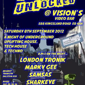 """DJMarkyGee """"The Midday Sessions"""" www.unknownfm.net 07/08/12"""