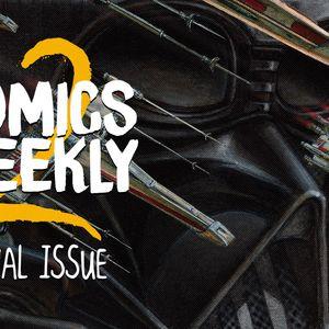Comics Weekly 2 FINAL ISSUE - Wasze pytania!