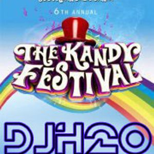 THE KANDY FESTIVAL DJ MIX COMP (DJH2O)
