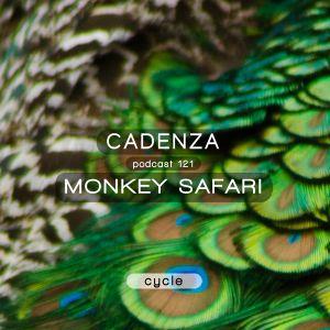 Cadenza Podcast   121 - Monkey Safari (Cycle)