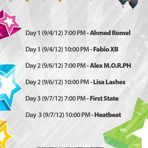 ASOT600EGYPT 4k celebration set mixed by Ahmed Romel
