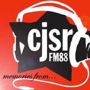 Memories from...CJSR 88.5Fm