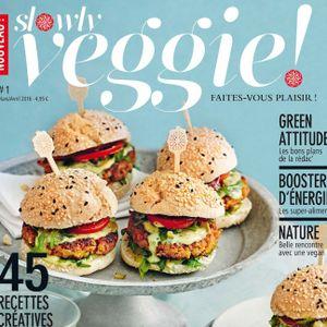 #26 Marché-Parlé : Ma journée, le magazine Slow Veggie et la nourriture végane