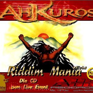 CD 14 - Live Set - Riddim Mainia Ed.1