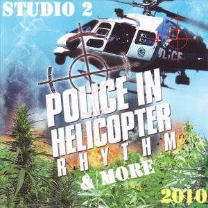 Police In Helicopter - Studio2 - 2010