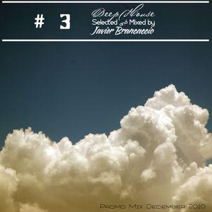 Javier Brancaccio @#3 Deep House@ Promo Mix December 2010