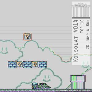 Konsolat 014 - Top10: 2D Jump n Run