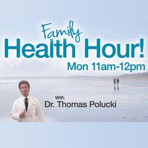 Dr. Polucki Family Health Hour - Back to School - August 22, 2016