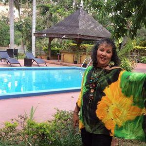 Discover Jamaica Tour 2017 Guest -Diana McIntyre-Pike  Eco/Community Tourism