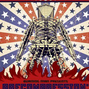 DJ Mes Live @ Burning Man Precompression 2014