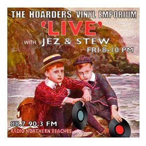 The Hoarders' Vinyl Emporium 18 - 'JPGR'