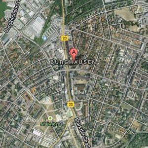 Alien Head - Burghausen ist geil (the insiders)