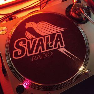 DJF en Svala Radio