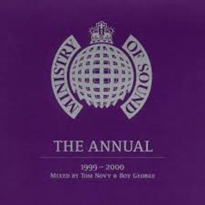 Tom Novy & Boy George – Ministry Of Sound - The Annual - 1999-2000 CD1
