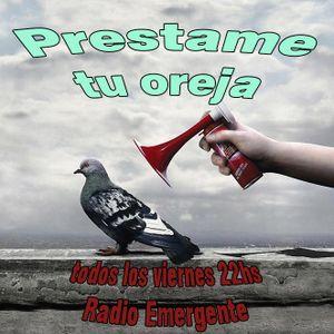 Radio Emergente - 08-18-2017- Prestame tu oreja