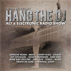 HANG THE DJ,  ELECTROPOP - POST PUNK - NEW WAVE SHOW