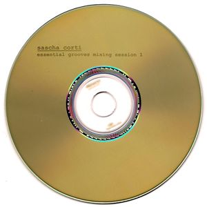 Sascha Corti - Essential Grooves 1 - 2006