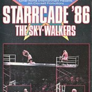 Between The Ropes #4 - Starrcade '86 - The Skywalkers